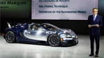 Ettore Bugatti Legend Makes European Premiere