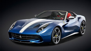 ferrari shows the exclusive f60america