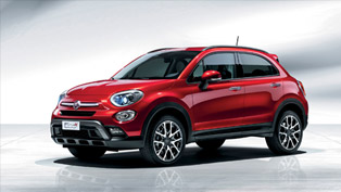 Fiat Introduces the 500X Crossover in Paris