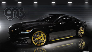 Galpin Auto Sports Reveals SEMA-bound Ford Mustang