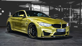 HamannOffers new Styling for BMW M4 F82