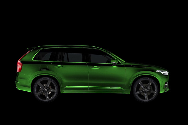 Heico Sportive Teases Custom Volvo XC90
