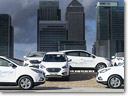 Hyundai Delivers First Hydrogen Fuel Cell Vehicles to UK Customers