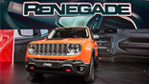 Jeep Wows Brazil with 2015 Renegade