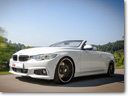 KW Coilover Kits For BMW 4-series convertible [VIDEO]