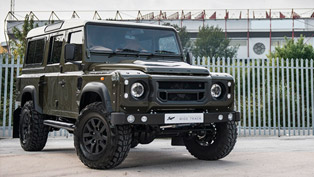 Kahn Land Rover Defender 2.2 TDCI XS 110 Chelsea Wide Track Edition