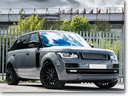Kahn Range Rover Autobiography LWB is a RS-600 Performance Edition