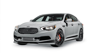 you've seen 2015 kia k900, but you haven't seen it like this! [video]