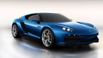 Lamborghini Asterion LPI 910-4 is a Hybrid with 910 Horsepower