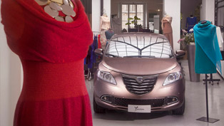 Lancia Ypsilon ELLE is Part of Artissima 2014