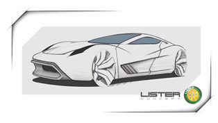 Lister Seeks Investors for Exclusive Hypercar Project