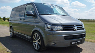 mtm t400 based on volkswagen t5 multivan comfortline