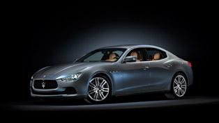Maserati Ghilbi Ermenegildo Zegna Edition Concept with Parisian Premiere