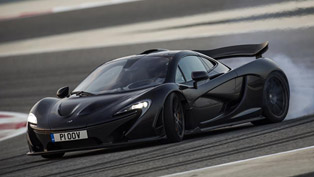 mclaren p1: the air-slicer