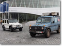Mercedes-Benz G-Class Celebrates 35 Years with World Record and Special Model