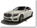 Mercedes-Benz Introduces S550 Premium Sports Edition in Japan