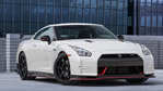 2015 GT-R NISMO and 370Z NISMO Safety Car on Display at Sema Show