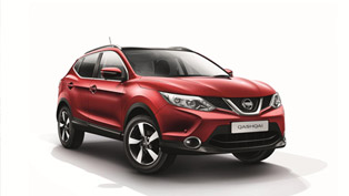 Nissan Adds n-tec Grade to the Qashqai Range