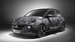 Limited Edition Opel ADAMs by Bryan Adams