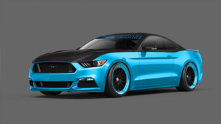 Petty's Garage Ford Mustang to Debut at SEMA Show