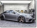 PRIOR-DESIGN Black Edition V3 Widebody Aerodynamic-Kit for MERCEDES S-Class [W221]