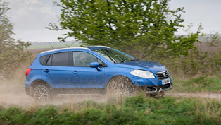 Suzuki Updates the SX4 S-Cross Range