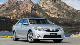 More Features at No Extra Cost? Go for the new Toyota Camry