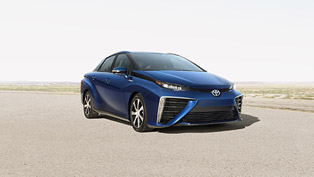 Toyota Fuel Cell Vehicle Shortlisted for New Car Honour