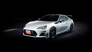 Toyota GT-86 14R-60 Limited Edition is Production Version of Griffon Concept