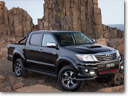 Toyota Releases HiLux Black Edition