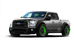 Ford Reveals Two F-Series SEMA-bound Trucks