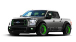For Reveals Two F-Series SEMA-bound Trucks