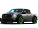 Ford Reveals Two F-Series SEMA-bound Trucks