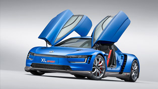 Volkswagen XL Sport is Powered by Ducati Superleggera V-Twin Engine