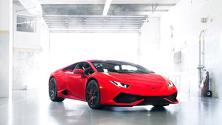 vortsteiner's program for lamborghini huracan