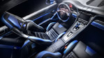Porsche 911 and The New Blue Electric Carlex Design