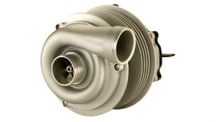 electric turbochargers – coming soon