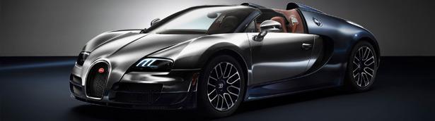 Ettore Bugatti Legend Makes European Premiere