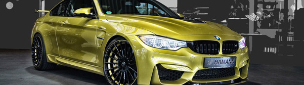 Hamann Offers new Styling for BMW M4 F82