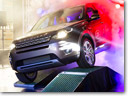 Land Rover Celebrates Production of First New Discovery Sport Compact SUV