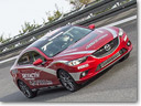 Mazda6 Diesels Going After Speed Records