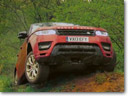 Water, Mud and Adrenaline: Test-driving the Range Rover Sport