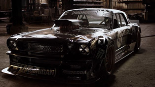 gymkhana seven - wild in the streets of los angeles [video]