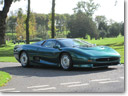 Ex-Brunei Royal Family XJ220 Offered By Silverstone Auction
