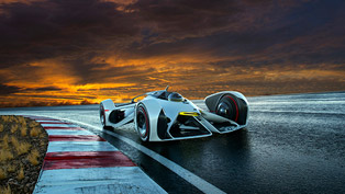 Chevrolet Chaparral 2X VGT Concept Transmits the Spirit of Innovation