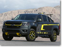 Ricky Carmichael Shows His Chevy Colorado Performance Concept at SEMA