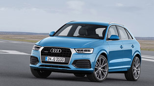 The New Audi Q3 and Audi RS Q3 – Better Than Ever