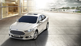 First All-New Ford Mondeo Hybrid Models in Europe