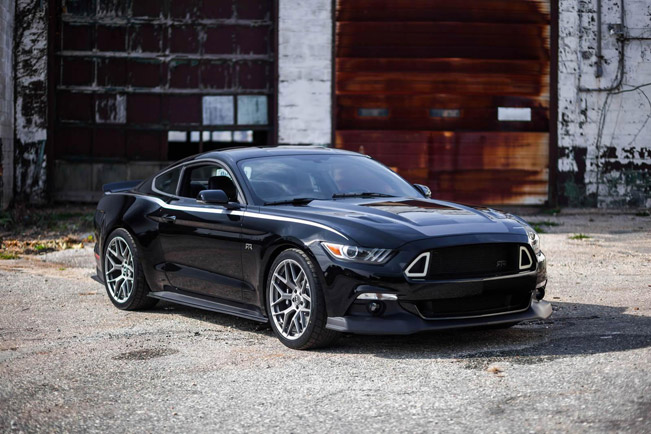 2015 Ford Mustang RTR is Fast and Furious with 725 Horsepower