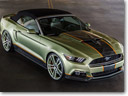 """Chip Foose's SEMA Mustang Awarded """"Best of Stand Design"""""""